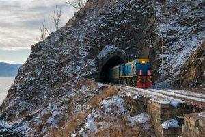 Mit einem Zug ganz Russland durchqueren