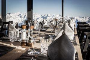 Photos ice q le plus haut restaurant d'autriche