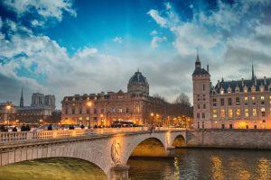 diez puentes encanto paris