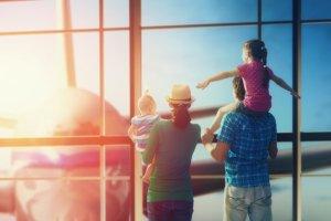 Als Patchwork Familie in den Urlaub