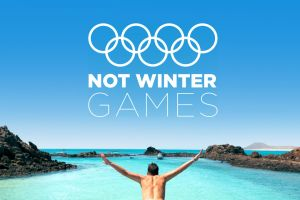 not winter game alle canarie