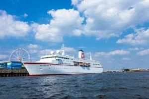 Weltreise auf dem Kreuzfahrtschiff Europa