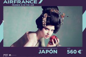 vuelos japon promocion air france klm oficina turismo japon