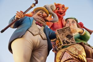 Las Fallas, il festival del fuoco Spagna