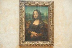 La Gioconda abbandona il Louvre