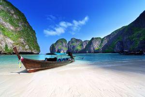 la thailandia chiude alcune spiagge