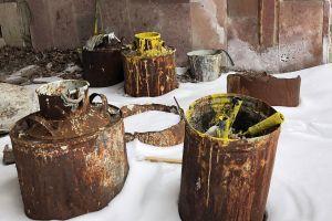 Ukraine, Tchernobyl et la ville fantôme de Pripiat