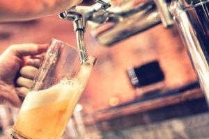 La slovénie possède la première fontaine à bière d'europe