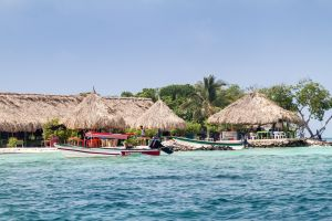 Primavera Mar dei Caraibi da Cartagena all' arcipelago di San Bernardo del Viento