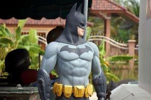Land Gotham City : Batman aura droit à son parc d'attractions !