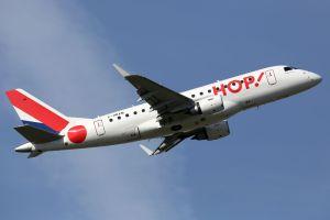 HOP! Air France : toutes les destinations estivales depuis Toulouse