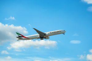 Emirates airlines liaison dubaï et mexico