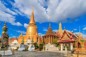 Festival di Songkran in Thailandia