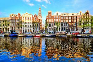 Il Koningdag Giorno del Re in Olanda si festeggia il 27 aprile