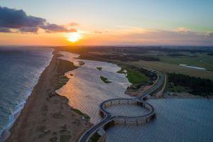 Viajar a Uruguay: descubriendo el patrimonio natural y arquitectónico de la Laguna Garzón