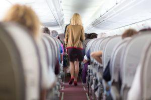 Sexuelle Belästigung bei Lufthansa Flug