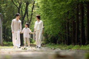 Japon : la tendance des bains de forêt