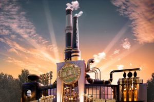 L'usine de Charlie et la Chocolaterie existe vraiment