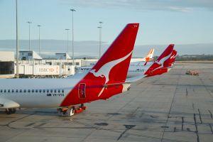 Direktflug von Europa nach Australien