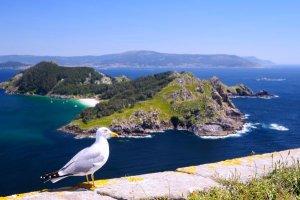 Cies-Inseln nur mit Genehmigung zugänglich