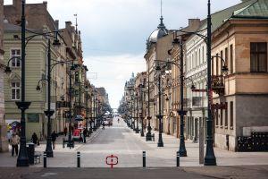 Lodz la città polacca dell'intrattenimento