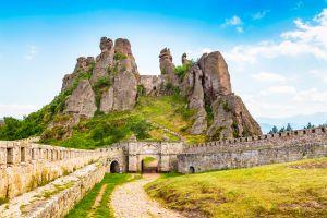 Die wunderbaren Felsen von Belogradtschik