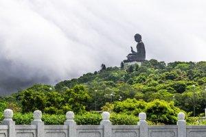 come arrivare al Tian Tan Buddha di Hong Kong