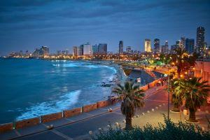Tel Aviv, die vibrierende Metropole am Mittelmeer