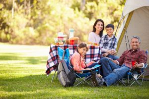 Why camping is becoming more popular amongst Americans and Canadians