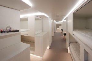 Airbus et Zodiac développent des avions couchettes
