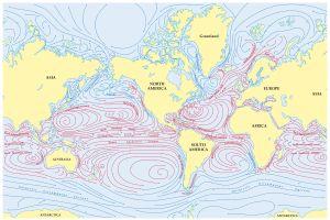 Corrente del Golfo in diminuzione: le ripercussioni sul clima