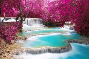 10 Cascadas para visitar en Asia
