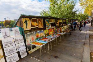 les bouquinistes de Paris bientôt à l'Unesco?