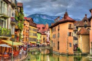 le città medievali di francia