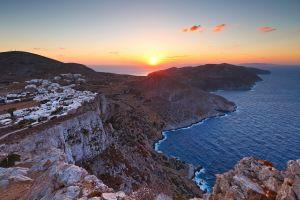 de ruta por las islas griegas