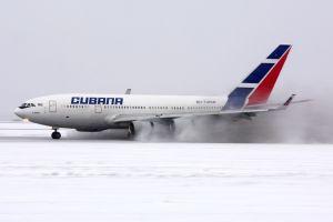 un avion se crashe à cuba