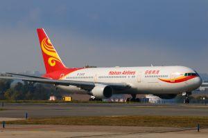 Hainan Airlines se pose au Canada