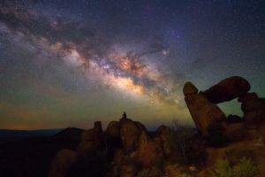 Dark Sky Places  Les plus beaux endroits du monde où voir les étoiles