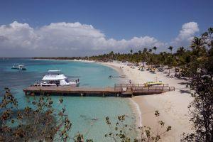 Santa Catalina une île paradisiaque en République dominicaine