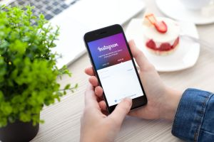 Auf Instagram kann man jetzt Essen bestellen