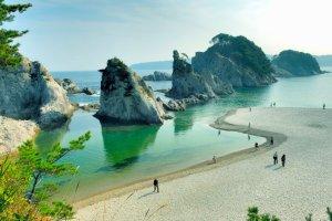 Spiagge del Giappone
