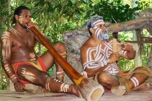 Besuchen Sie Australien, um die faszinierende Kultur der Aborigines zu entdecken