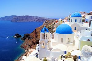 iberia express retoma  vuelos  Santorini