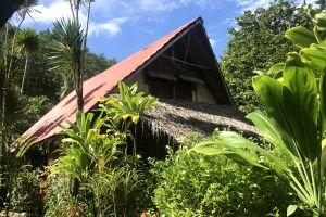 In Französisch- Polynesien werden die Familienpensionen immer mehr so beliebt