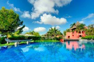 L'hôtel Asia Gardens, un paysage asiatique au Sud-Est de l'Espagne.