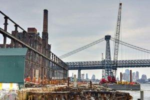New York bekommt neuen Park auf Zuckerfabrik-Gelände
