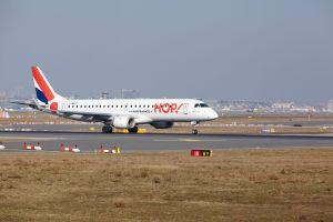 HOP Air France lance Rennes-Bruxelles