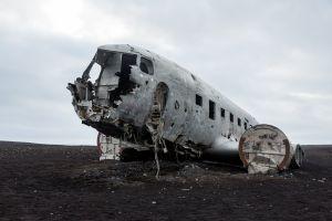 Secret crash d'avion en Islande