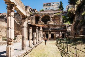 Ercolano riapre pubblico teatro romano sepolto eruzione
