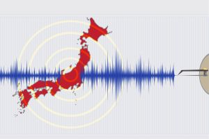 Japan earthquake 3 dead and hundreds injured